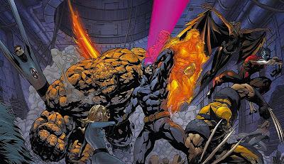 אקס-מן וארבעת המופלאים - חדשות הסרטים - A-זה סרט