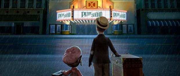 סרט אילם - סרטי אנימציה קצרים - Aזה סרט