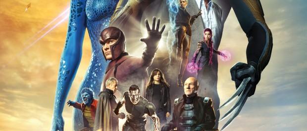 הפוסטר הרשמי של אקס מן: העתיד שהיה