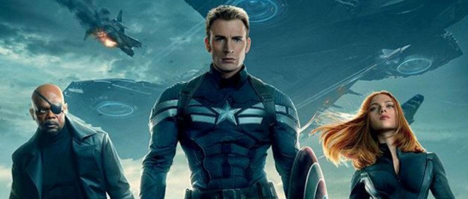 קפטן אמריקה: חייל החורף - סרטי קומיקס - Aזה סרט