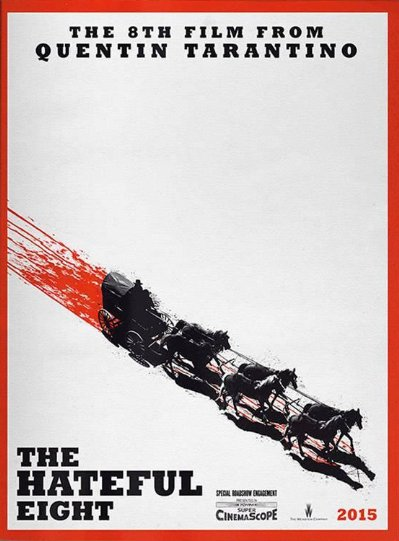 The Hateful Eight - טרנטינו