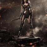 בטמן נגד סופרמן: שחר הצדק - גל גדות בתפקיד וונדרוומן