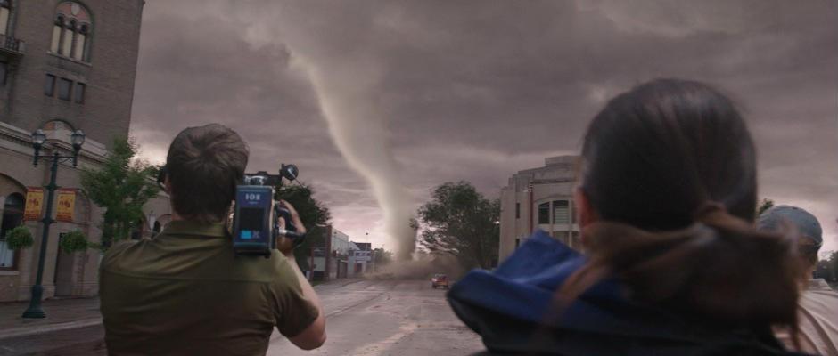 בתוך הסערה - ביקורת סרט - איזה סרט