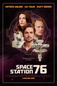 תחנת חלל 76 - סרטי מדע בדיוני - איזה סרט