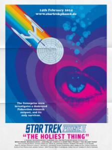 מסע בין כוכבים שלב 2: הדבר הקדוש ביותר - איזה סרט