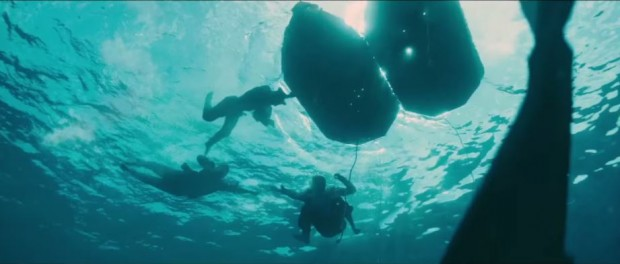 סיפור הישרדות בלב ים - בלתי שביר