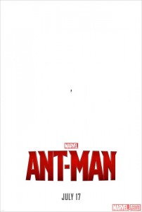 אנט-מן - פוסטר בגודל נמלה
