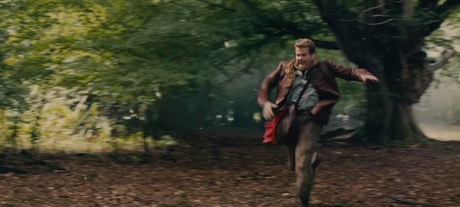 ג'יימס קורדון (האופה) מתוך אל תוך היער