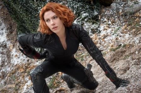 Marvel's Avengers: Age Of UltronBlack Widow/Natasha Romanoff (Scarlett Johansson)Ph: Jay Maidment©Marvel 2015