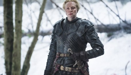 My name is Brienne of tarth. You killed your gay brother. Prepare to die