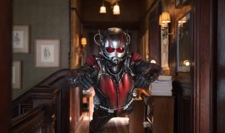 אנטמן - הגיבור החדש ביקום הקולנועי של מארוול