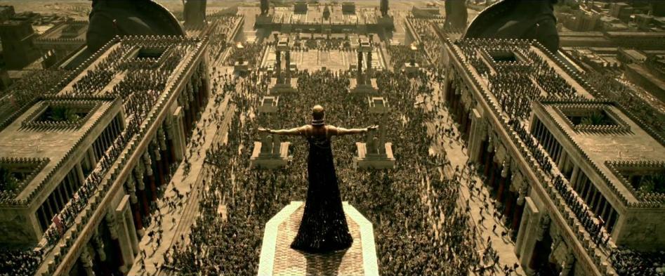 300: עלייתה של אימפריה - סרטי אקשן - Aזה סרט