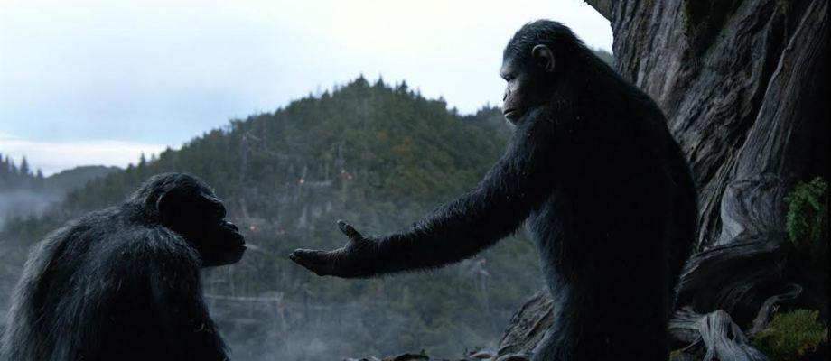 כוכב הקופים: השחר - סרטי מדע בדיוני - Aזה סרט