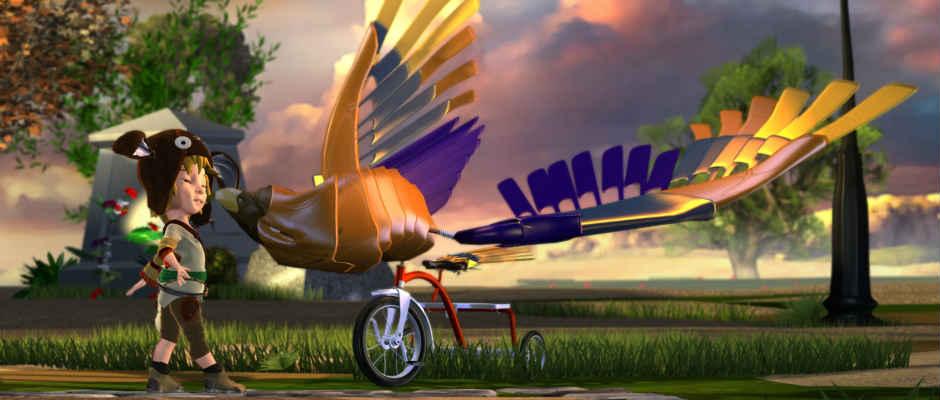 שומר הגן - סרטי אנימציה - איזה סרט
