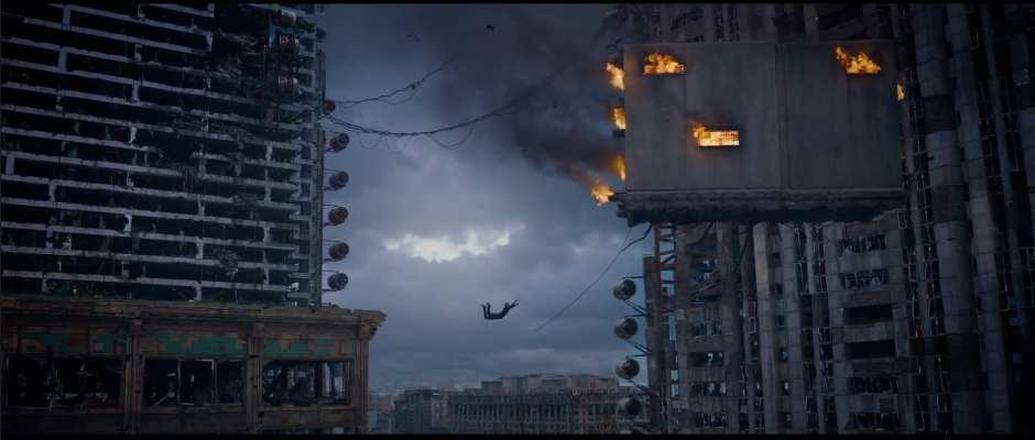 מורדים - The Divergent Series: Insurgent