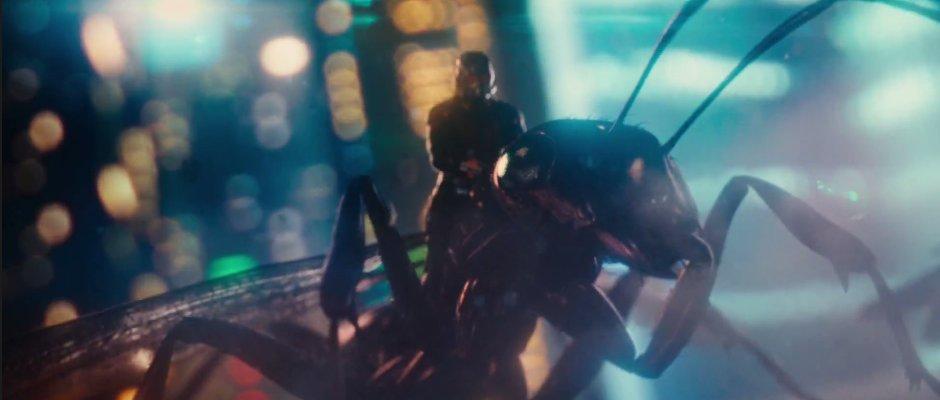אנט-מן - איש הנמלה