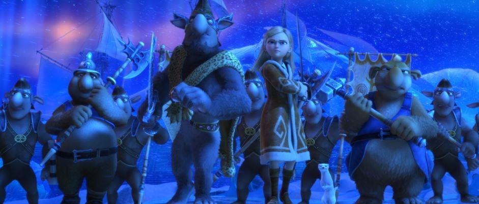 הקסם במראה - מלכת השלג 2