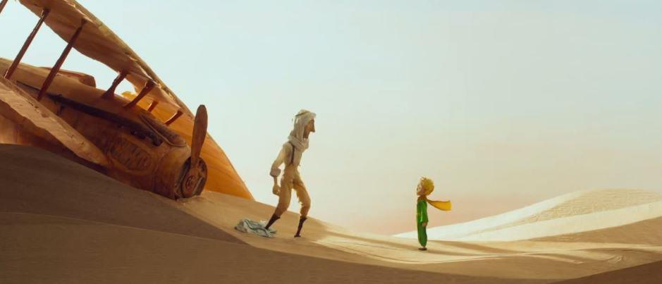 מתוך הסרט הנסיך הקטן