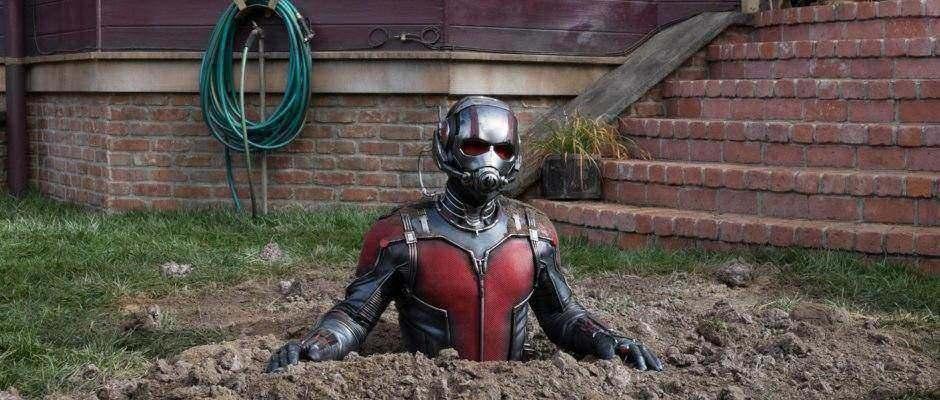 אנטמן - איש הנמלה